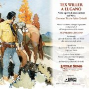 Tex Willer a Lugano