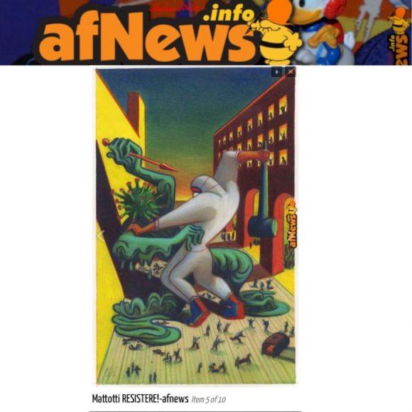 AFnews – Asta fumettistica di beneficenza
