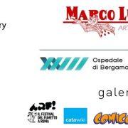 #disegnamoXaiutare, l'asta di beneficienza per l'Ospedale di Bergamo papa Giovanni XXIII con le opere dei Fumettisti Italiani